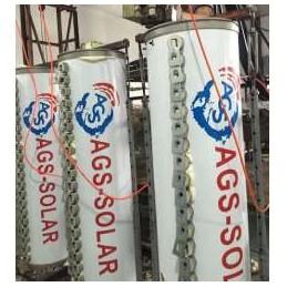 Depósito 300 litros tubos...