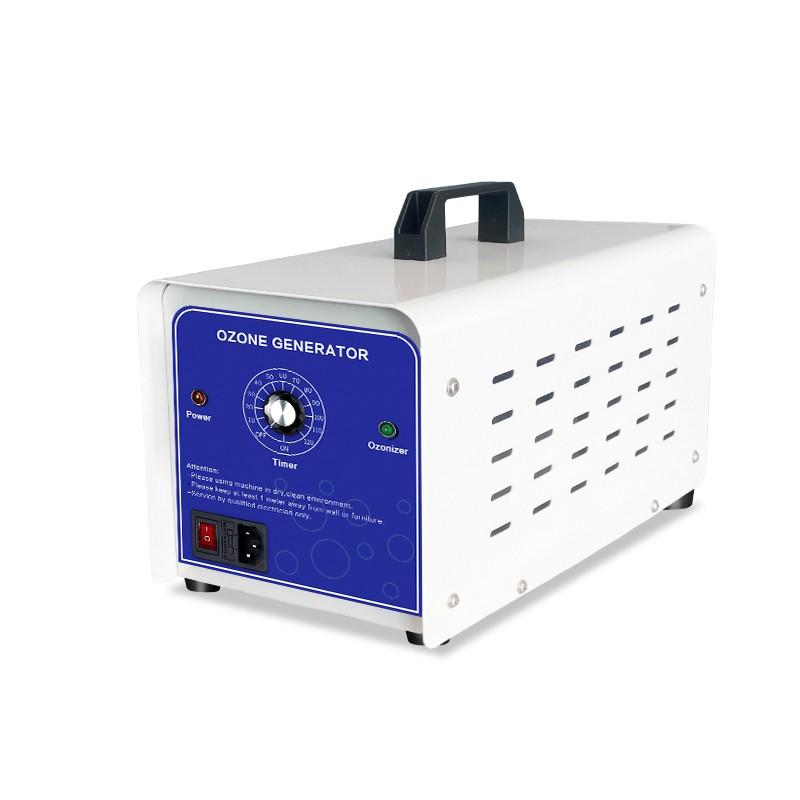 Goodt Generador de ozono Comercial port/átil 20000 MG//h Desodorizador M/áquina de ozono Industrial Purificador de Aire Esterilizador para Escuela hogar